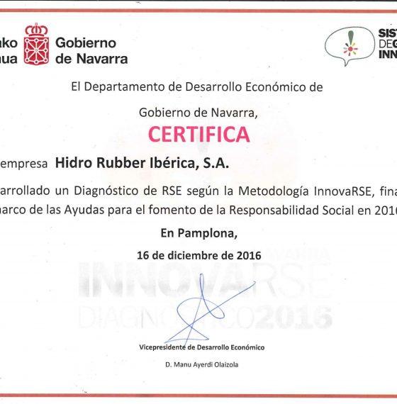 InnovaRSE award