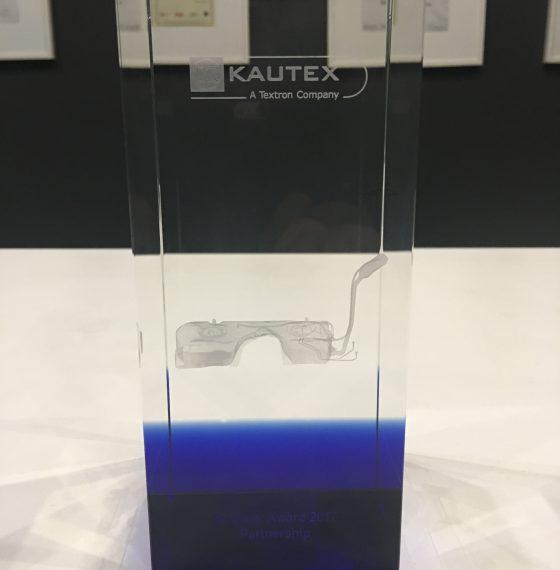 Kautex Textron awards Hidro Rubber